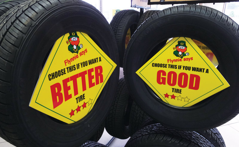 Flynn S Tire Auto Service Wins 2014 Tire Review Top Shop Award
