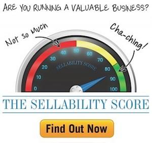 Sellability Score graphic
