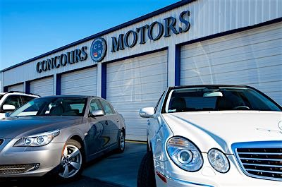 Concours Motors: Where Expert Repairs, Laser-Like Customer Focus And