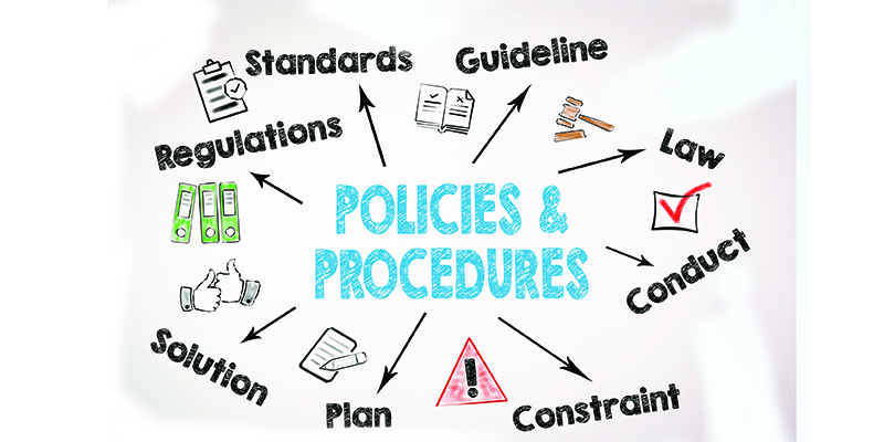 Advantages of workplace policies and procedures